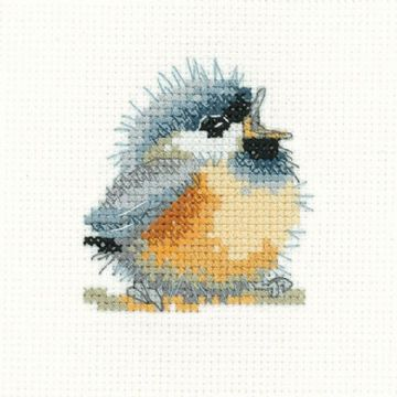 Chirpy by Valerie Pfeiffer Cross Stitch Kit